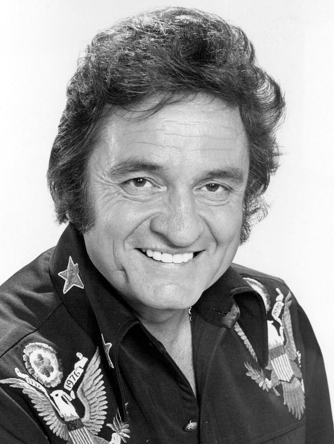Johnny Cash Memorial Page
